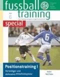 fußballtraining special 06. Positionstraining 1, Verteidiger und defensive Mittelfeldspieler.