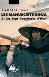Fûtarô Yamada - Les manuscrits ninja Tome 2 : Les sept guerrières d'Hori.