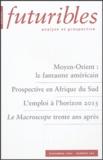 Hugues de Jouvenel - Futuribles N° 302, Novembre 200 : Moyen-Orient : le fantasme américain.