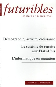 Hugues de Jouvenel et Philippe Durance - Futuribles N° 316, Février 2006 : .