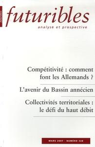 Hugues de Jouvenel et Vincent Pacini - Futuribles N° 328, Mars 2007 : .