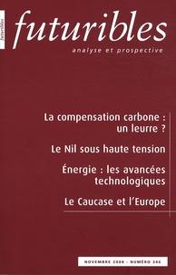 Hugues de Jouvenel - Futuribles N° 346, Novembre 200 : .