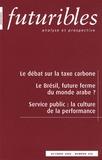 Hugues de Jouvenel et Christian de Perthuis - Futuribles N° 356, Octobre 2009 : .