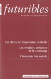 Hugues de Jouvenel et Didier Tabuteau - Futuribles N° 368, Novembre 201 : .