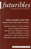 Hugues de Jouvenel et François de Jouvenel - Futuribles N° 415, novembre-déc : Futurs possibles 2030-2050 - Tendances lourdes, signaux faibles, incertitudes.