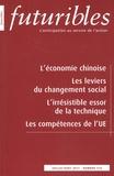 Hugues de Jouvenel - Futuribles N° 419, juillet-août : .