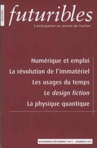 Hugues de Jouvenel - Futuribles N° 421, novembre-déc : .