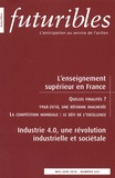 Hugues de Jouvenel - Futuribles N° 424, mai-juin 201 : L'enseignement supérieur en france.
