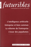 Hugues de Jouvenel - Futuribles N°426, septembre-oct : .