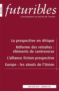 Hugues de Jouvenel - Futuribles N° 430, mai-juin 201 : .