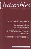 Hugues de Jouvenel - Futuribles N° 432, septembre-oc : Expertise et démocratie.