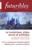 Hugues de Jouvenel et Stéphanie Debruyne - Futuribles N° 434, janvier-févr : Le numérique, enjeu social et politique.