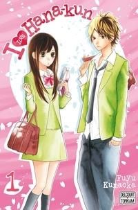 Fuyu Kumaoka - I Love Hana-Kun T01.