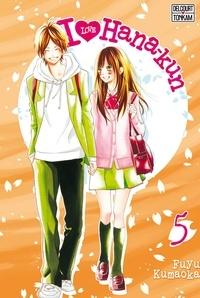 Fuyu Kumaoka - I Love Hana-Kun T05.