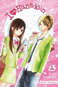 Fuyu Kumaoka - I Love Hana-Kun Tome 1 : .