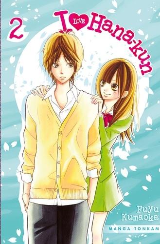 I Love Hana-Kun Tome 2
