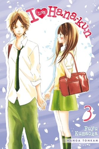 I Love Hana-Kun Tome 3