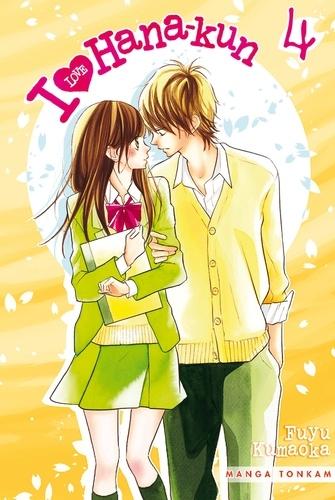 I Love Hana-Kun Tome 4