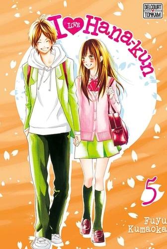 I Love Hana-Kun Tome 5