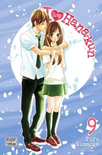 I Love Hana-Kun Tome 9
