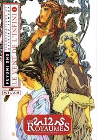 Fuyumi Ono - Les 12 Royaumes Tome 4 : Le vent de l'infini - Première partie.