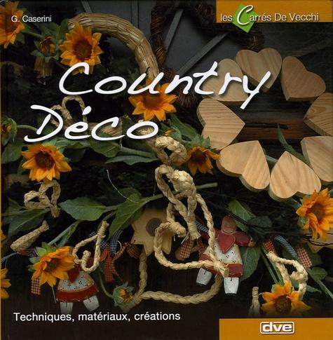 G Caserini - Country Déco.