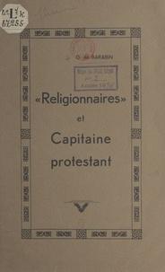 G. de Barabin - Religionnaires et Capitaine protestant.
