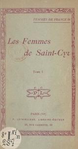 G. de Réans et Jacques d'Ars - Les femmes de Saint-Cyr (1).