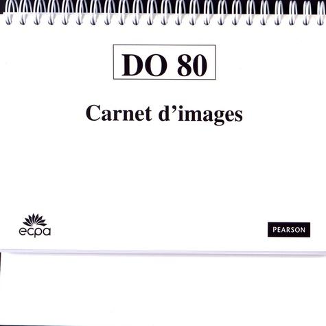 G. Deloche et Didier Hannequin - DO 80 Test de dénomination orale d'images - Matériel complet avec carnet d'images, 25 cahiers de passation et manuel.