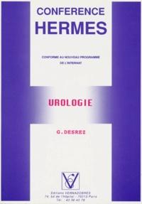 G Desrez - UROLOGIE.