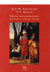 Trois philosophes - Aristote, Thomas, Frege.pdf
