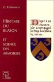 G Eysenbach - Histoire du blason et science des armoiries.