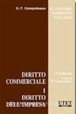 G. F. Campobasso - Diritto commerciale - Tome 1, Diritto dell'impresa.