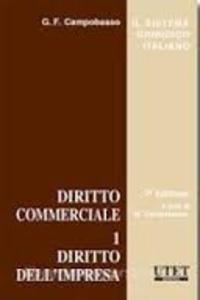 Diritto commerciale - Tome 1, Diritto dellimpresa.pdf