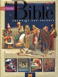 Openwetlab.it La Sainte Bible racontée aux enfants - L'Ancien Testament Image