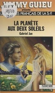 G Jan - La Planète aux deux soleils.