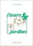 G Jinarajadasa - Fleurs et jardins.
