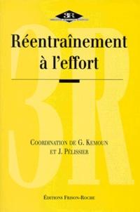 G Kemoun et  Collectif - Réentraînement à l'effort.