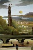 G Lenotre - Histoires de Paris.