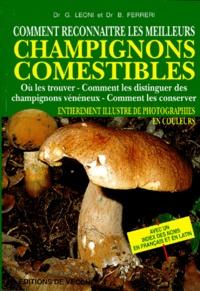 Histoiresdenlire.be COMMENT RECONNAITRE LES MEILLEURS CHAMPIGNONS COMESTIBLES Image