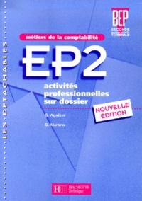 EP2 Activités professionnelles sur dossier BEP comptabilité. Edition 2001.pdf