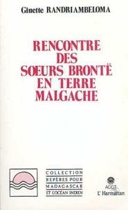 G. Randriambeloma - Rencontre des soeurs bronte en terre malgache.