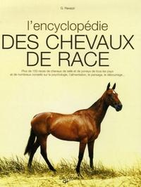G Ravazzi - L'encyclopédie des Chevaux de race.