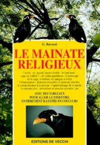 G Ravazzi - Le mainate religieux.