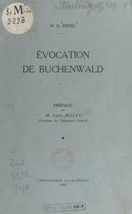 G. Revel et Léon Meiss - Évocation de Buchenwald.