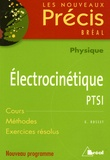 G Rosset - Electrocinétique PTSI.