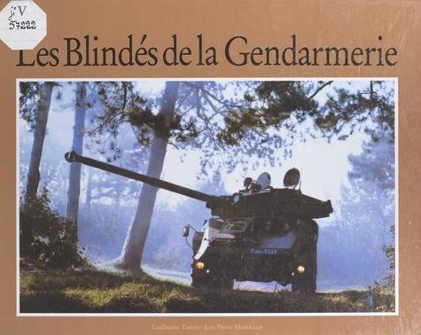Les blindés de la gendarmerie