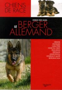 G Teich Alasia - Le berger allemand.