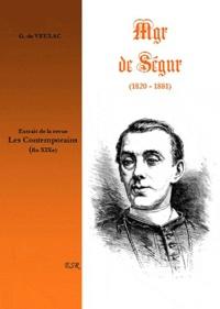G Veulac - Mgr de Ségur (1820-1881).
