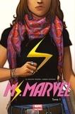 G. Willow Wilson et Adrian Alphona - Miss Marvel Tome 1 : Métamorphose.
